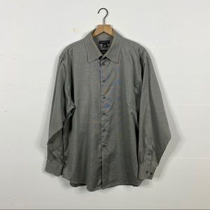 Metropolitan by Lord and Taylor Button Down Shirt